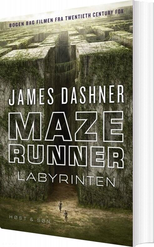Maze Runner - Labyrinten - James Dashner - Bog