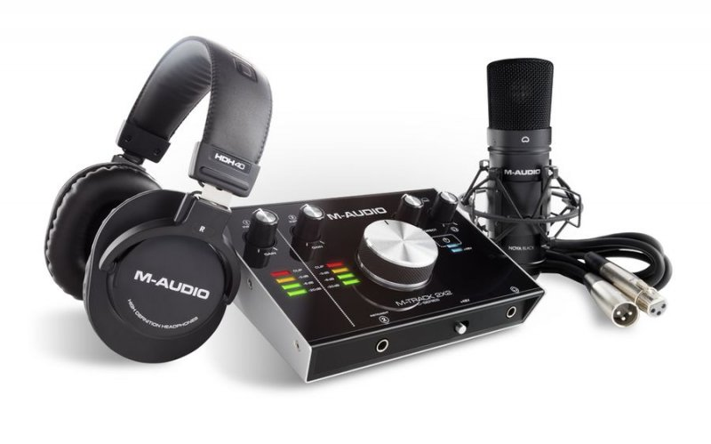 M-audio M-track 2x2 Vocal Studio Pro Bundle