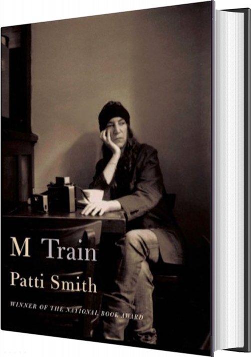 Image of   M Train - Patti Smith - Bog