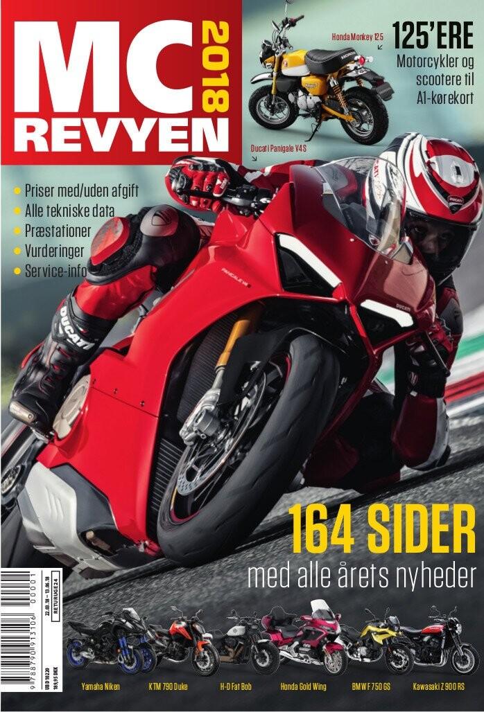 Honda A1 Service >> Mc Revyen 2018 Af Diverse → Køb bogen billigt her