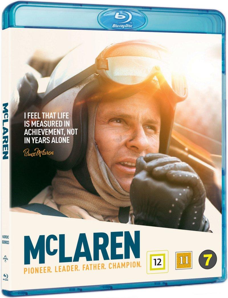 Image of   Mclaren - Dokumentar 2016 - Blu-Ray