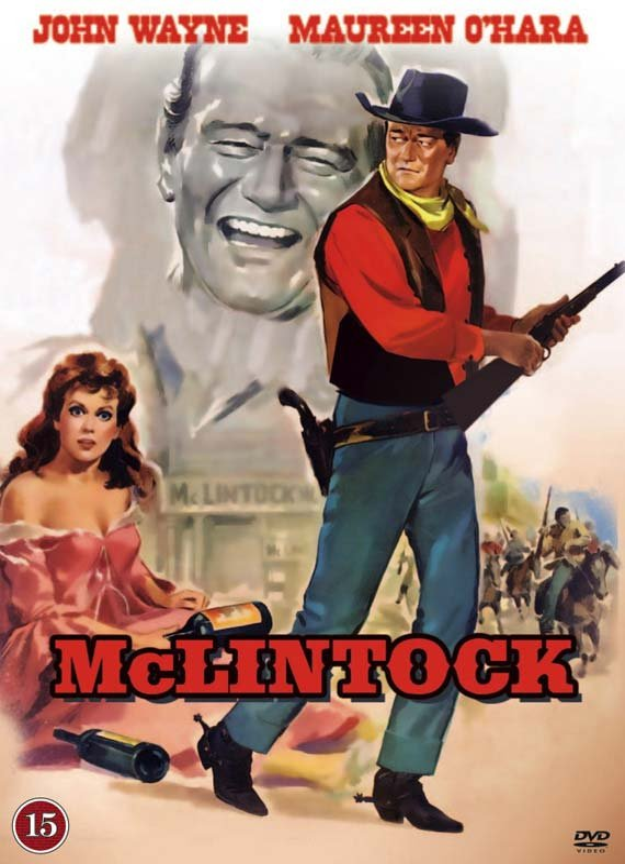 Mclintock - DVD - Film