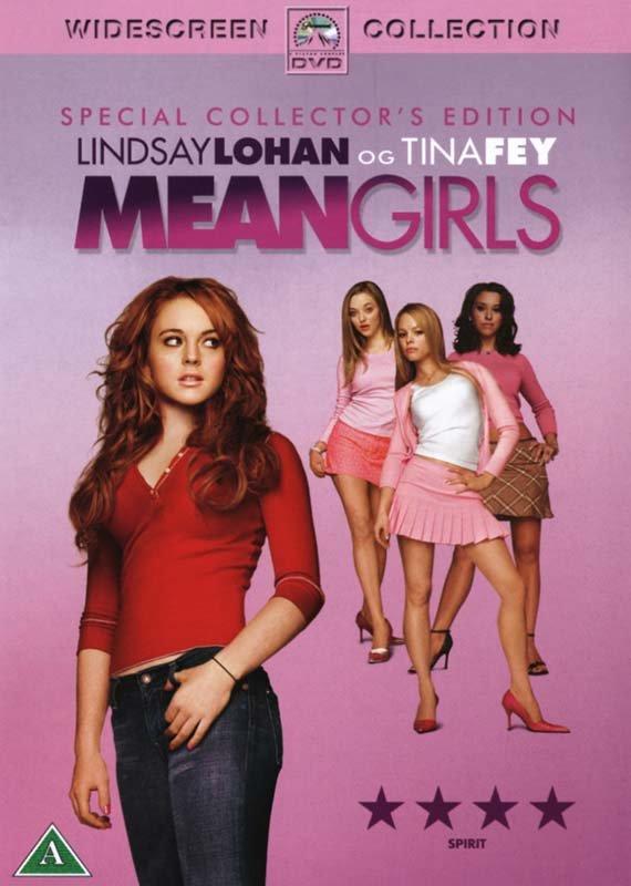 Mean Girls - DVD - Film