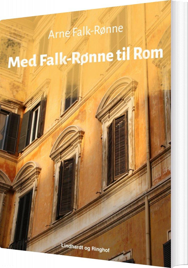 Billede af Med Falk-rønne Til Rom - Arne Falk-rønne - Bog