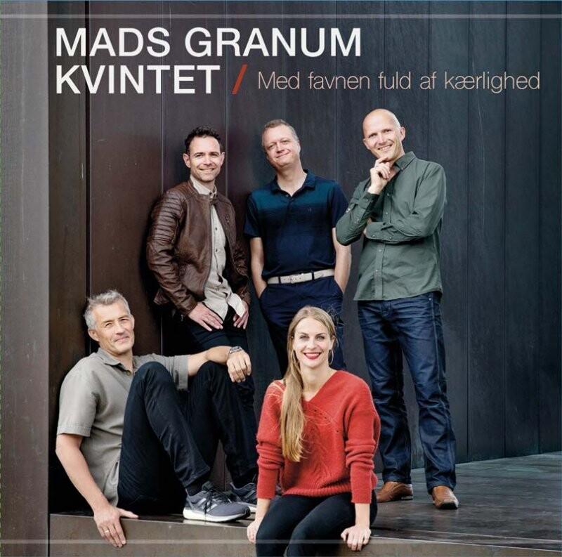Mads Granum Kvintet - Med Favnen Fuld Af Kærlighed - CD