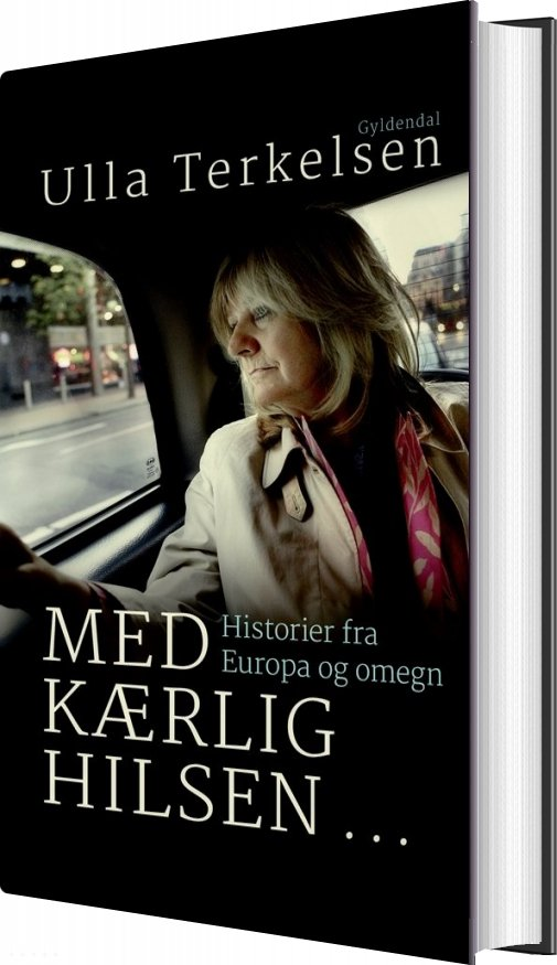 Med Kærlig Hilsen - Ulla Terkelsen - Bog