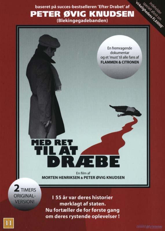 Image of   Med Ret Til At Dræbe - DVD - Film