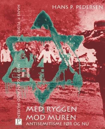 Image of   Med Ryggen Mod Muren - Hans P. Pedersen - Bog