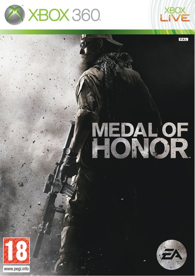 Medal Of Honor (2010) - Xbox 360