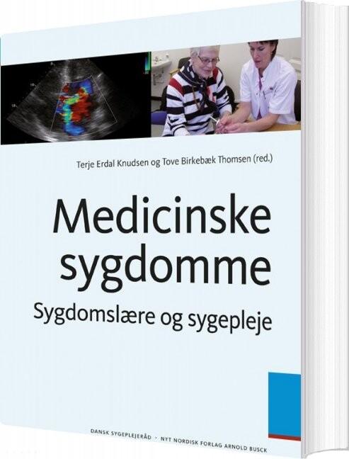 Image of   Medicinske Sygdomme - Peter Ege - Bog