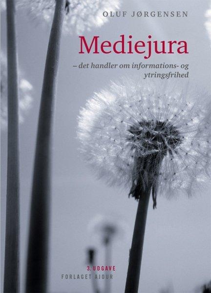 Image of   Mediejura - Oluf Jørgensen - Bog