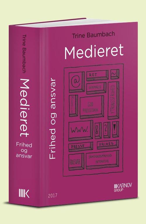 Medieret - Trine Baumbach - Bog