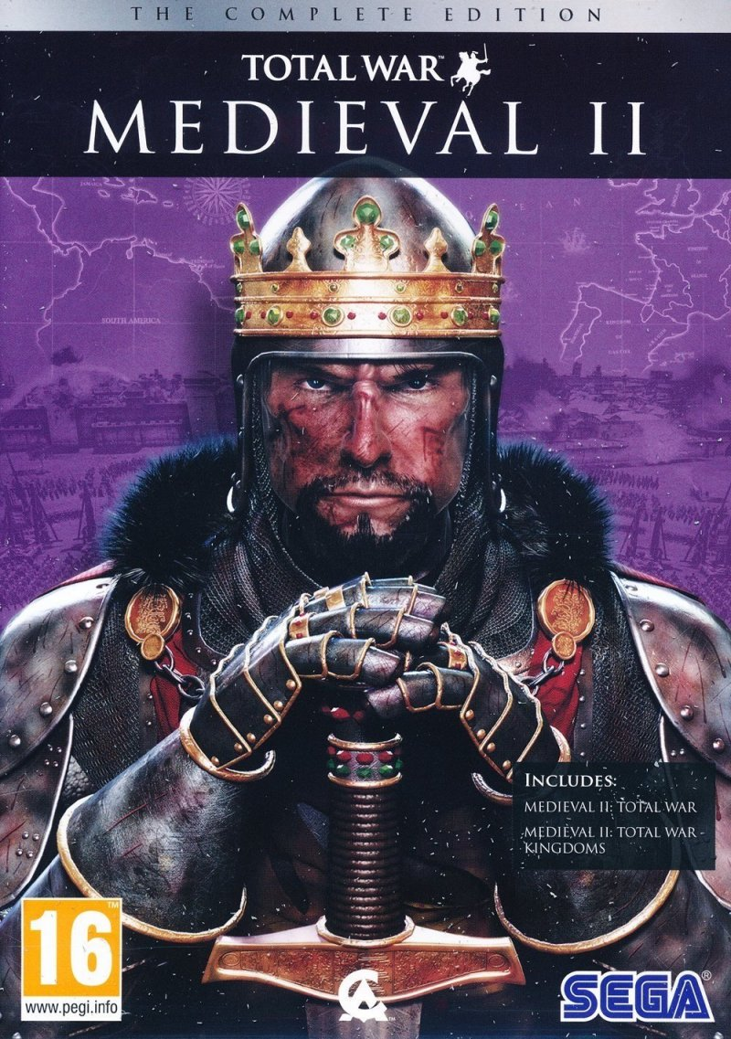 Image of   Medieval 2 Total War - The Complete Collection (pc Dvd) - PC