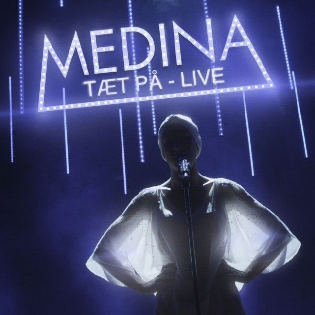 Image of   Medina - Tæt På - Live - CD