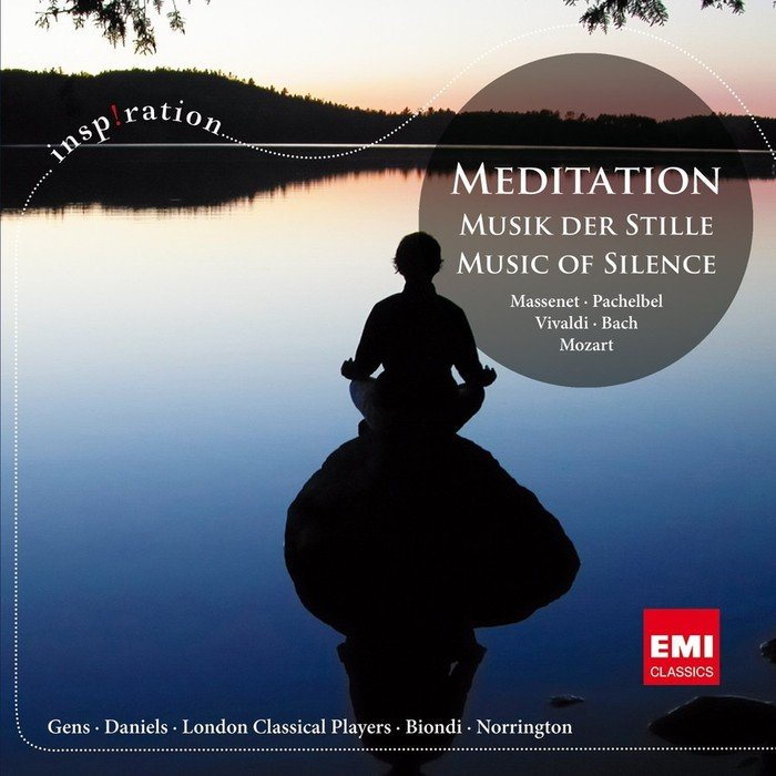 Image of   Meditation - Music Of Silence - CD