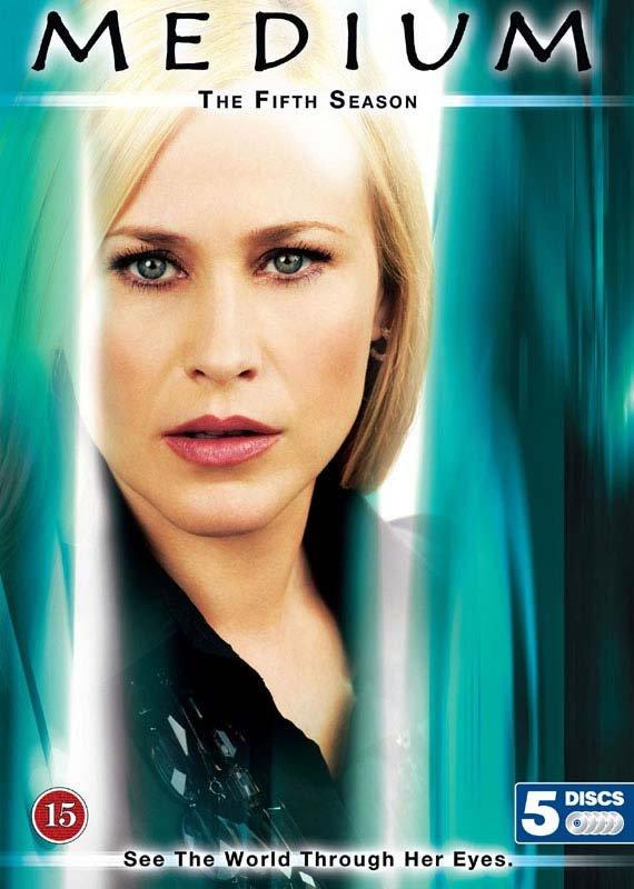 Image of   Medium - Sæson 5 - DVD - Tv-serie