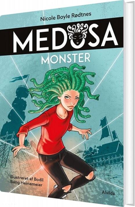 Image of   Medusa 1: Monster - Nicole Boyle Rødtnes - Bog