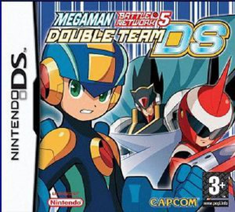 Mega Man Battle Network 5: Double Team (import) - Nintendo DS