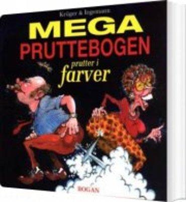 Mega Pruttebogen - Morten Ingemann - Bog