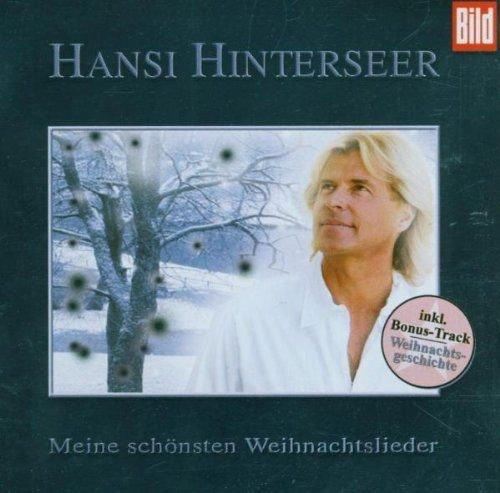 Image of   Hansi Hinterseer - Meine Schonsten Weihnachtslieder - CD