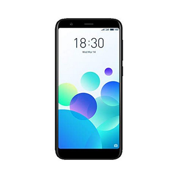 "Image of   Meizu M8c Mobiltelefon - 5,4"" Display - 13mp Kamera - 16gb Plads - Sort"