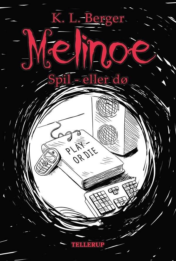 Melinoe 3: Spil - Eller Dø - Katja L. Berger - Bog