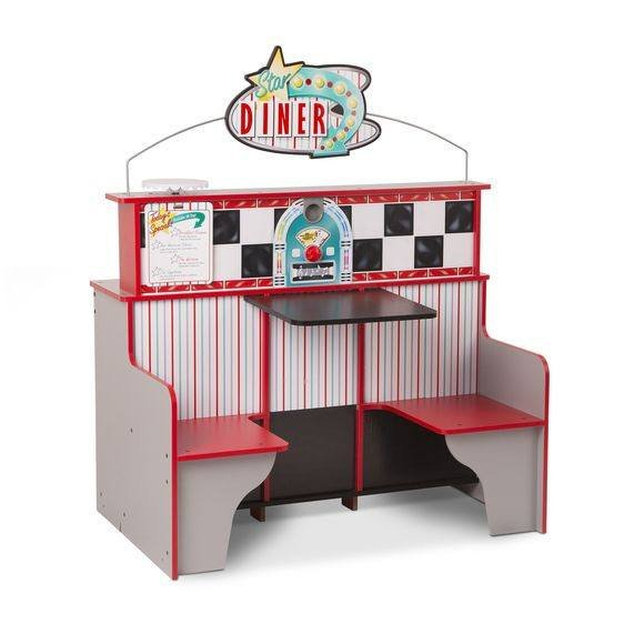 Image of   Melissa And Doug - Star Diner Restaurant