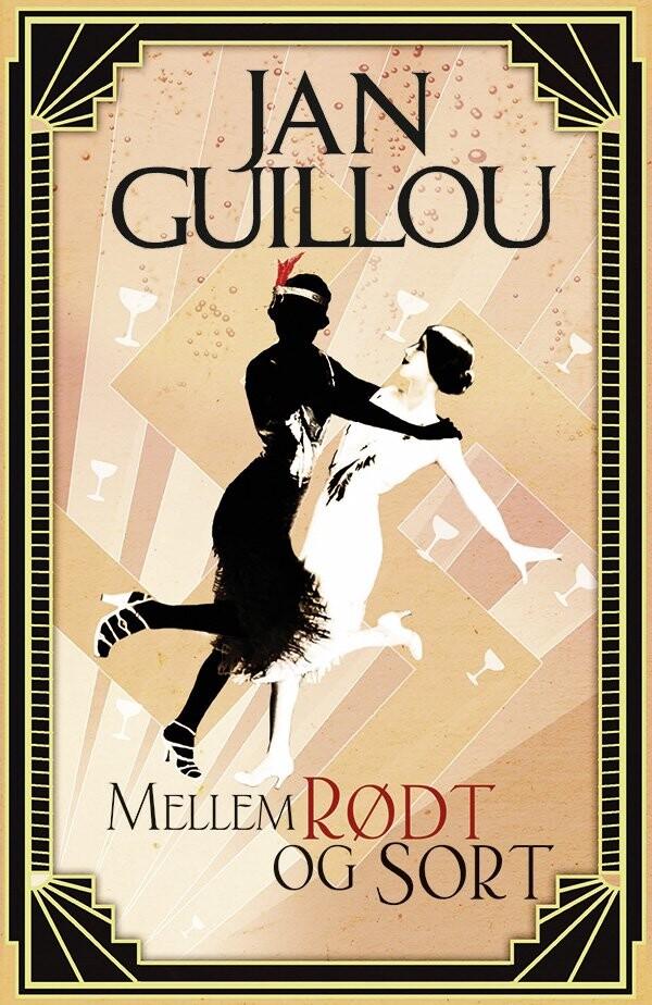 Image of   Mellem Rødt Og Sort - Jan Guillou - Bog