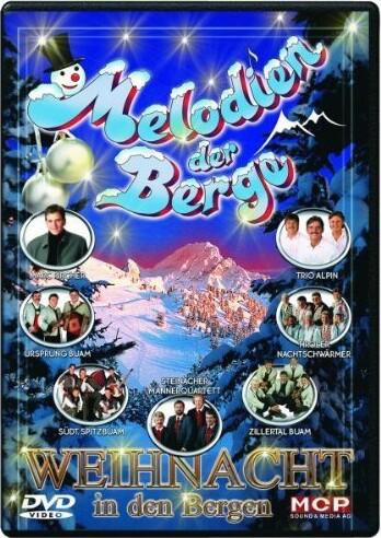 Image of   Melodien Der Berge: Weihnachten - DVD - Film
