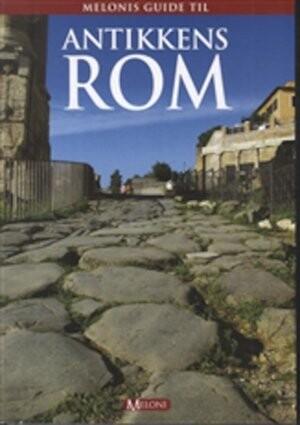 Billede af Melonis Guide Til Antikkens Rom - Thomas Meloni Rønn - Bog