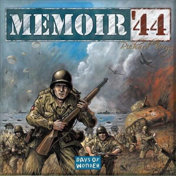 Memoir '44 - Brætspil - Engelsk