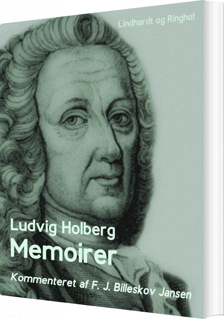 Image of   Memoirer - Ludvig Holberg - Bog