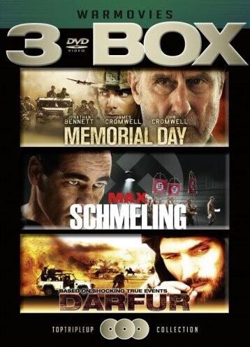 Billede af Memorial Day // Darfur // Max Schmeling - DVD - Film