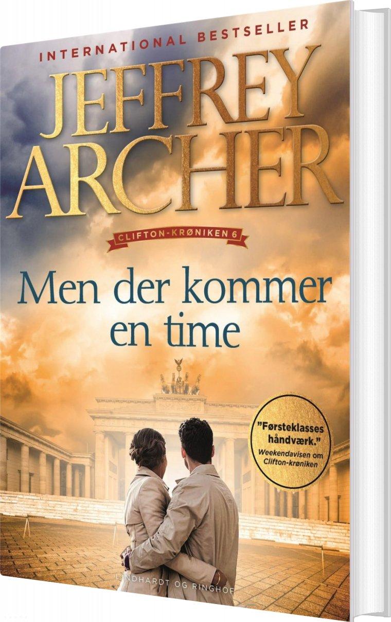 Nye Men Der Kommer En Time Af Jeffrey Archer → Køb bogen billigt her HF-56