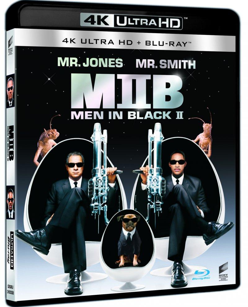 Image of   Men In Black 2 - 4K Blu-Ray