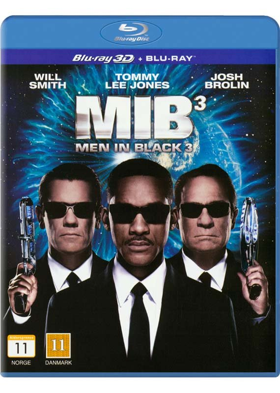 Image of   Men In Black 3 (3d + 2d Blu-ray) -