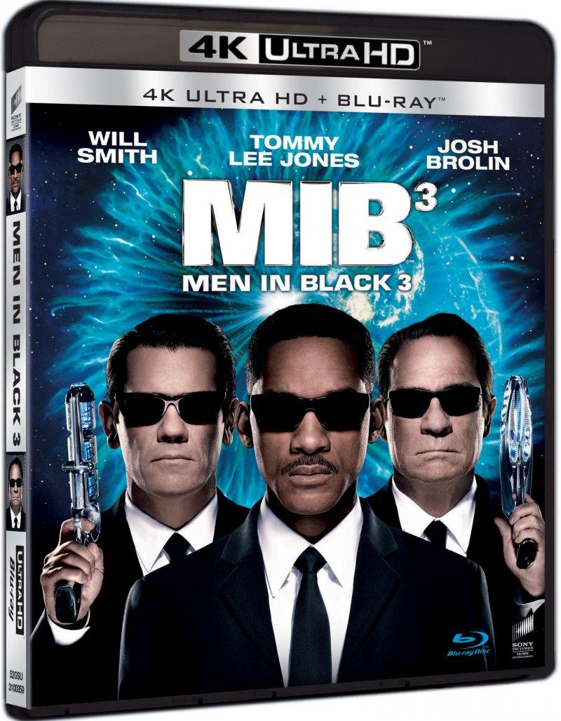 Image of   Men In Black 3 - 4K Blu-Ray