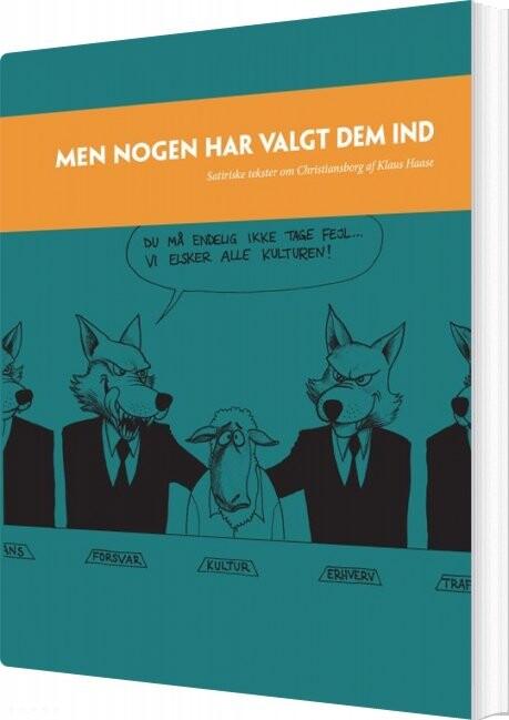 Men Nogen Har Valgt Dem Ind - Klaus Haase - Bog