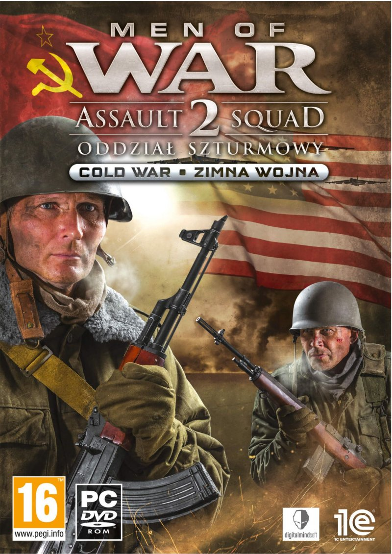 Image of   Men Of War - Assault Squad 2 - Cold War - PC