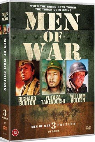 Billede af Men Of War War Heroes - Boks 1 - DVD - Film