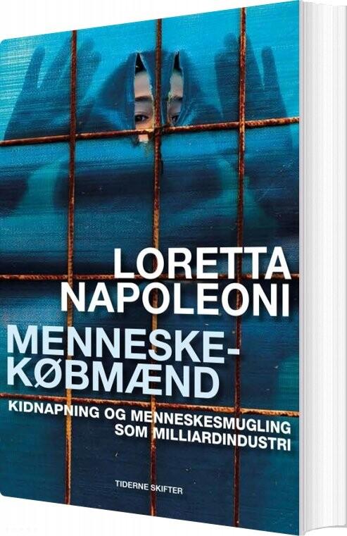 Menneskekøbmænd - Loretta Napoleoni - Bog