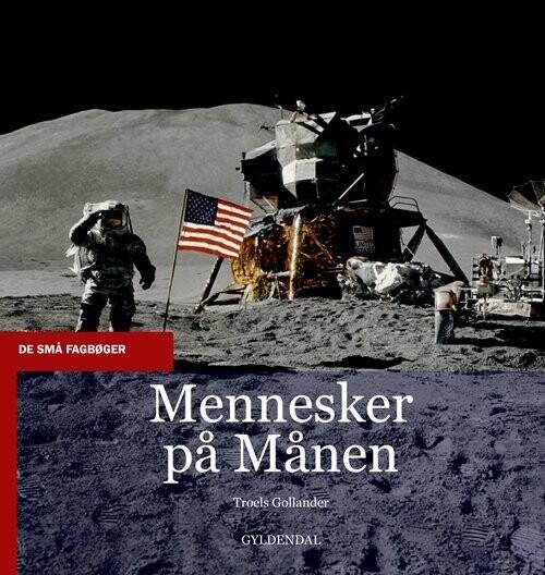 Mennesker På Månen - Troels Gollander - Bog