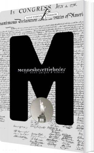 Image of   Menneskerettigheder - Hans-jørgen Schanz - Bog