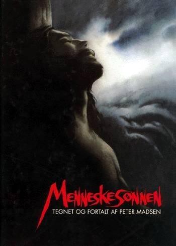 Image of   Menneskesønnen - Peter Madsen - Tegneserie
