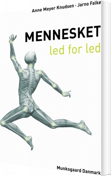 Image of   Mennesket - Led For Led - Anne Meyer Knudsen - Bog