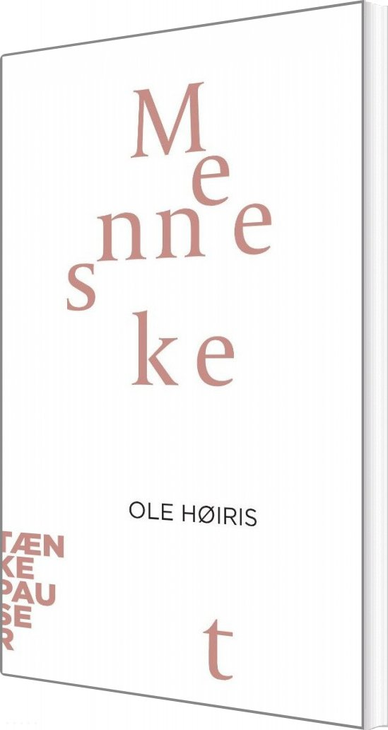 Image of   Mennesket - Ole Høiris - Bog