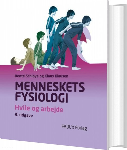 Image of   Menneskets Fysiologi - Bente Schibye - Bog