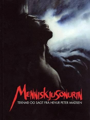 Image of   Menniskjusonurin - Peter Madsen - Bog