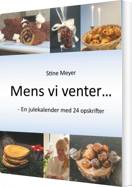 Mens Vi Venter - Stine Meyer - Bog