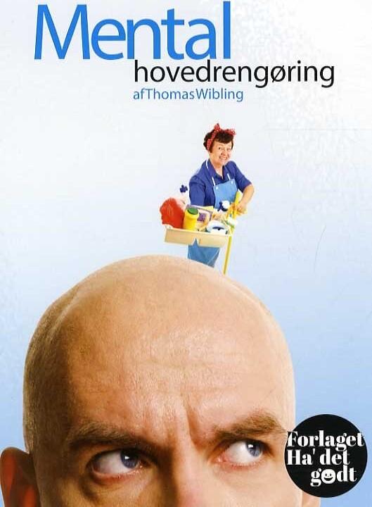 Image of   Mental Hovedrengøring - Thomas Wibling - Bog